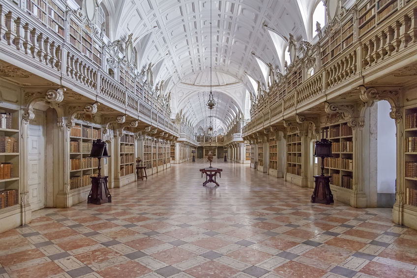 National Palace of Mafra Library
