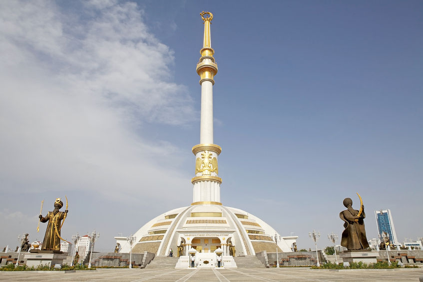 Ashgabat Independence Monuments