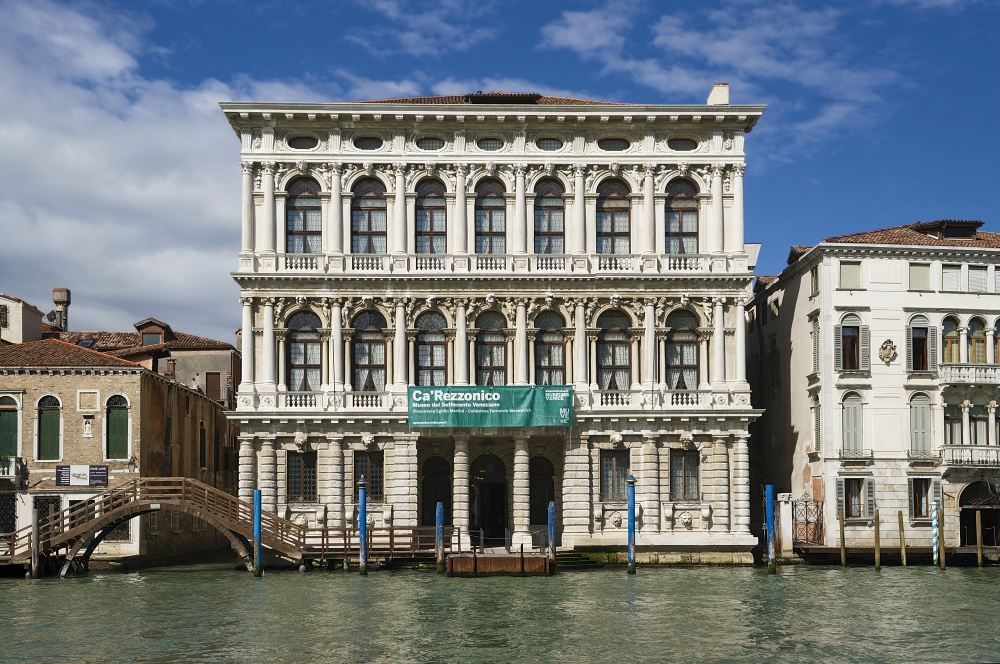 Ca' Rezzonico (Venice)